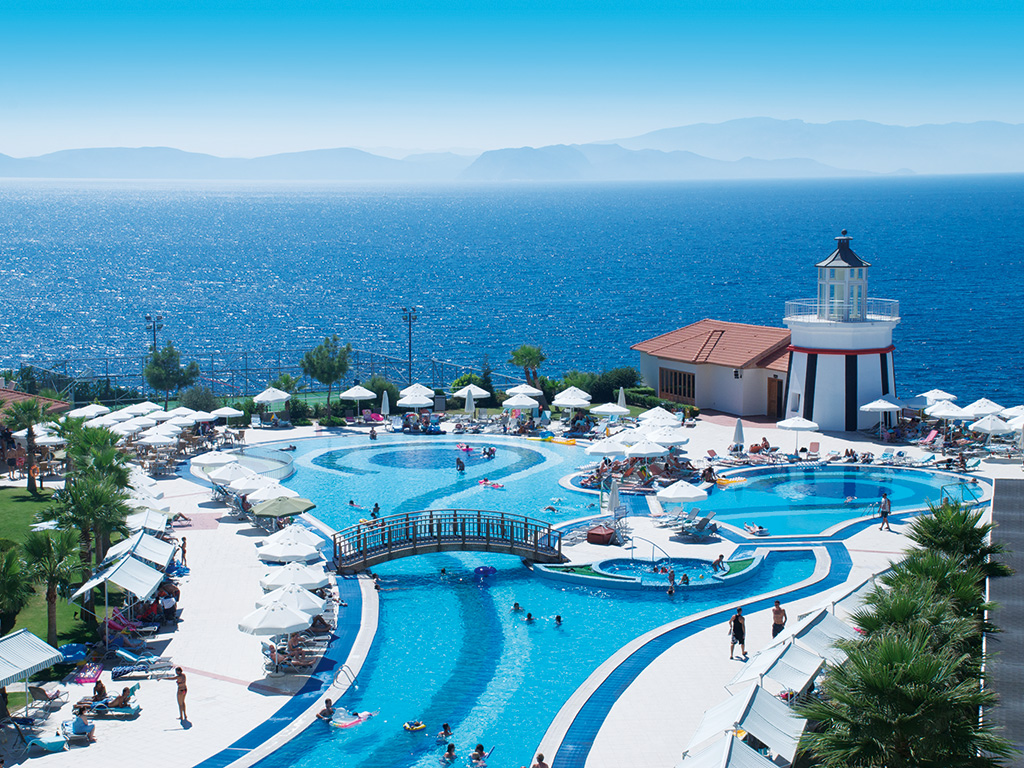 Sealight resort romantisk all inclusive hotel i kusadasi for Mediterranean all inclusive resorts